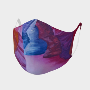 Antelope Canyon Mask