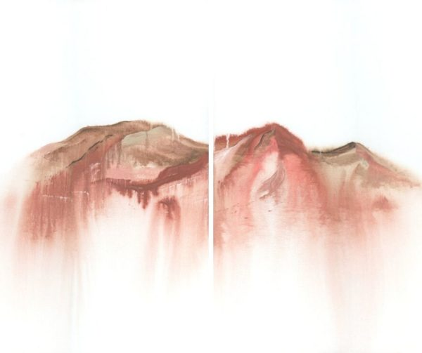 Ease Diptych