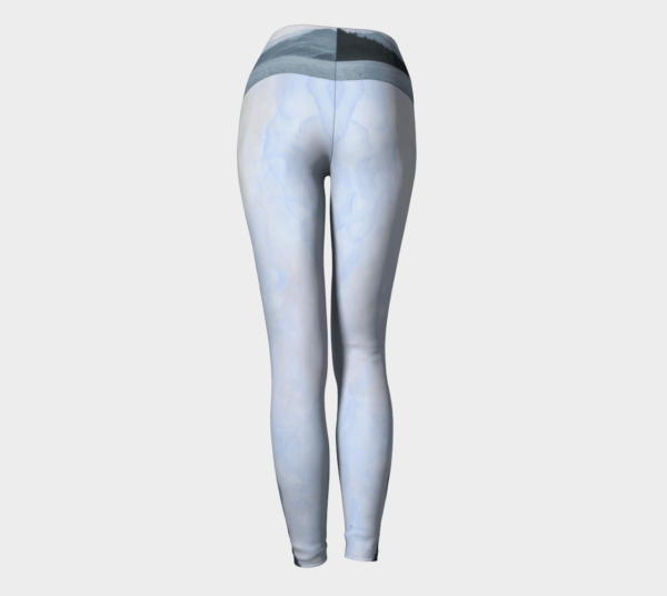 Leggings Blue Mountain Leggings 2