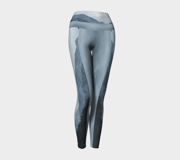 Leggings Blue Mountain Leggings 3