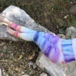 Leggings Watercolor Rainbow Leggings