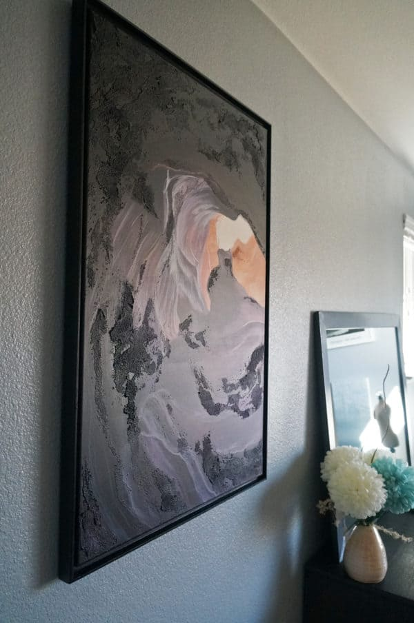 Original Painting Antelope Canyon Two 20