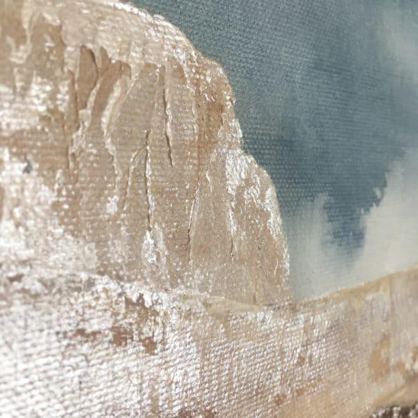 Original Painting Chinese Wall 8