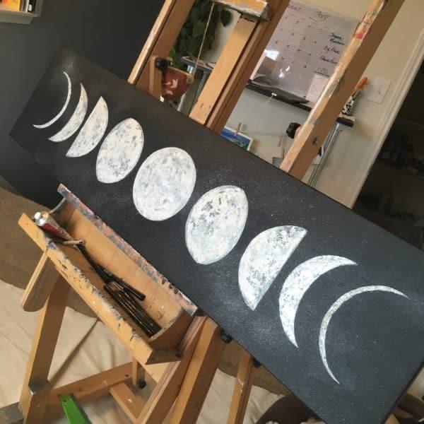 Original Painting Cycle 1
