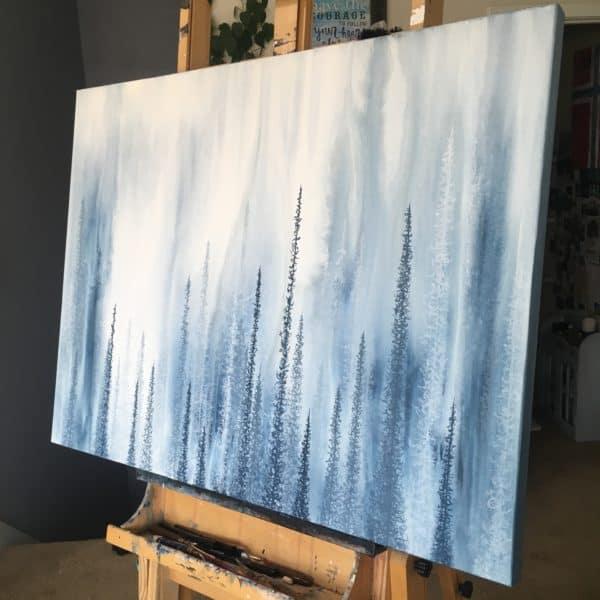 Original Painting Deep 4 1