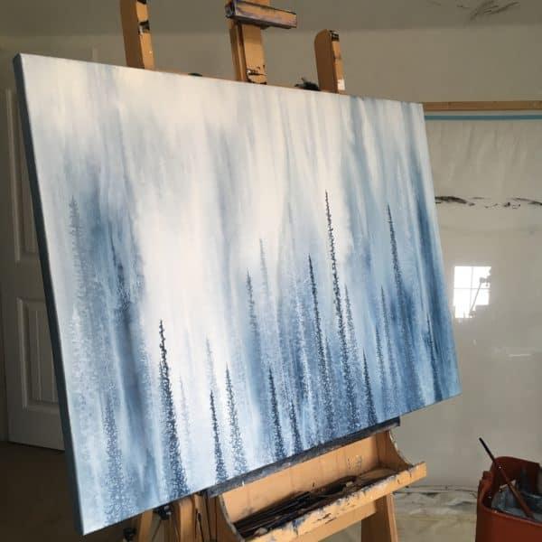 Original Painting Deep 6 1