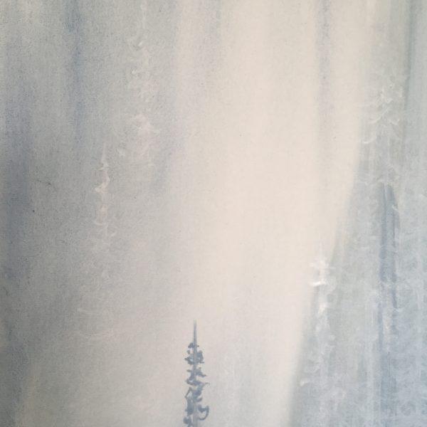 Original Painting Deep 9