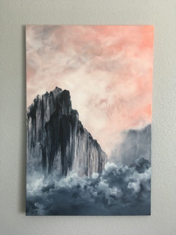 Original Painting Ethereal 13 1