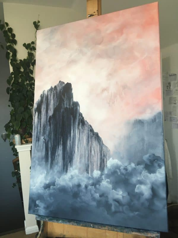Original Painting Ethereal 17 1