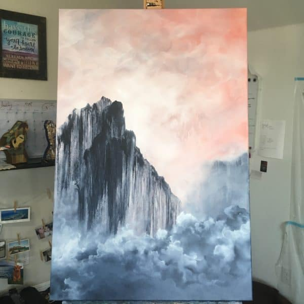 Original Painting Ethereal 18