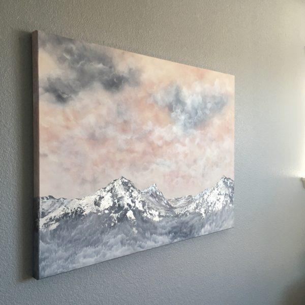 Original Painting Morning Glory 1 2 e1569804216267