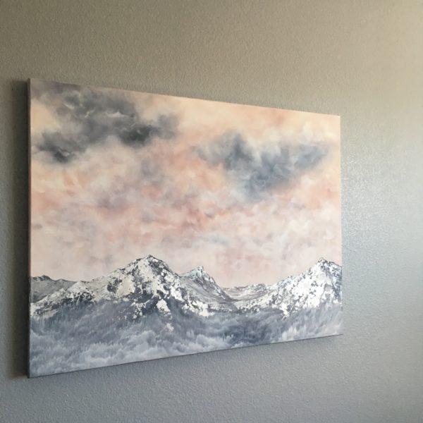 Original Painting Morning Glory 12 1 e1569804369875