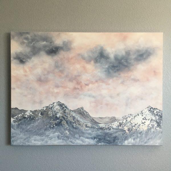 Original Painting Morning Glory 13 2 e1569804409223