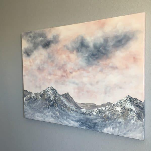Original Painting Morning Glory 14 2 e1569804428588