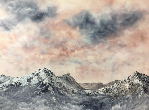 Original Painting Morning Glory 2 2