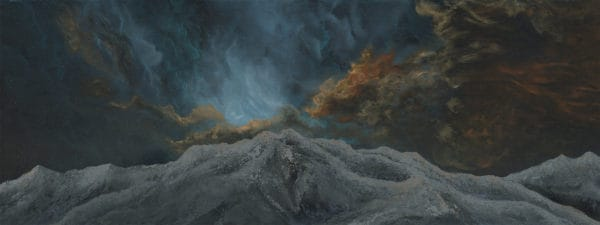 Original Painting Nebula Fifteen 10 1