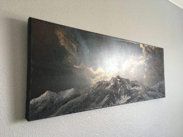 Original Painting Nebula Fifteen 5