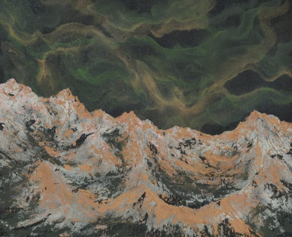 Original Painting Nebula Fourteen 11 1