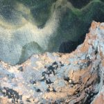 Original Painting Nebula Fourteen 2