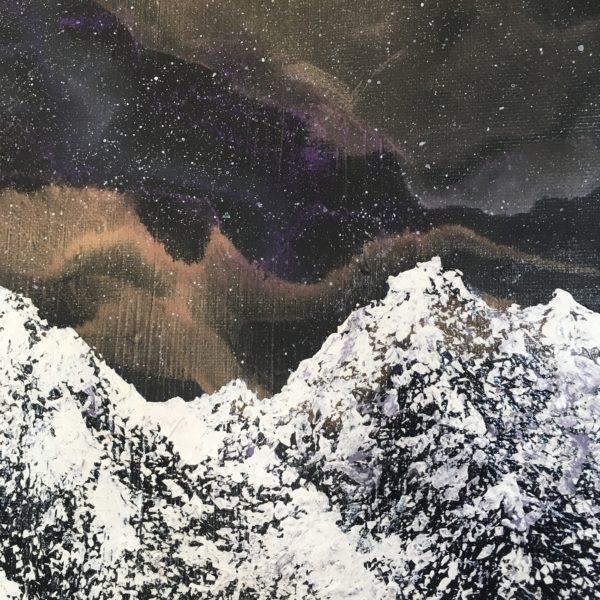 Original Painting Nebula Thirteen 1