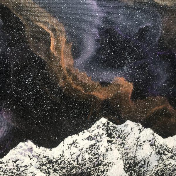 Original Painting Nebula Thirteen 4