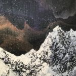 Original Painting Nebula Thirteen 5