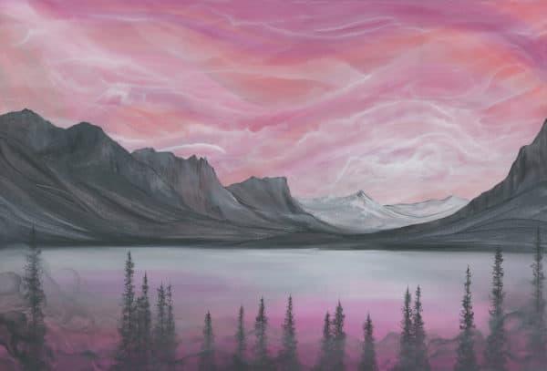 Original Painting Radiance 1 1