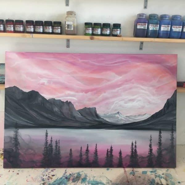 Original Painting Radiance 10