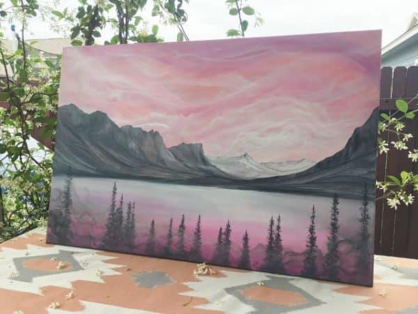 Original Painting Radiance 8