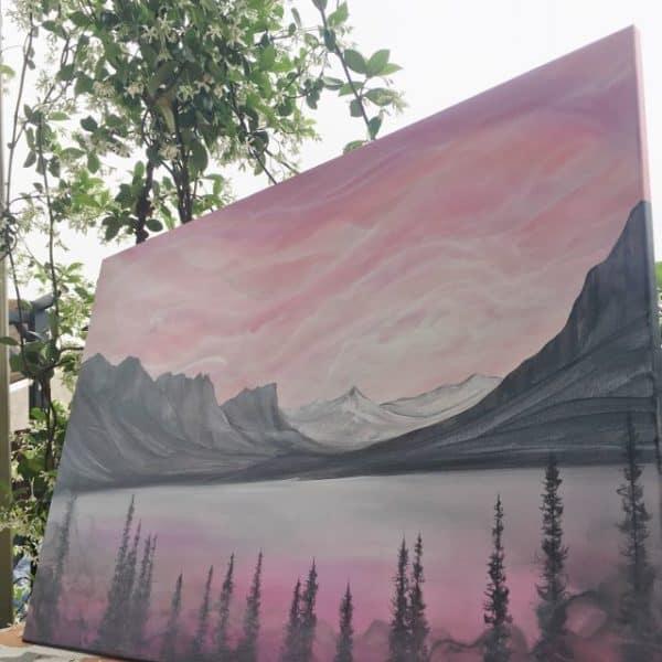 Original Painting Radiance 9 1