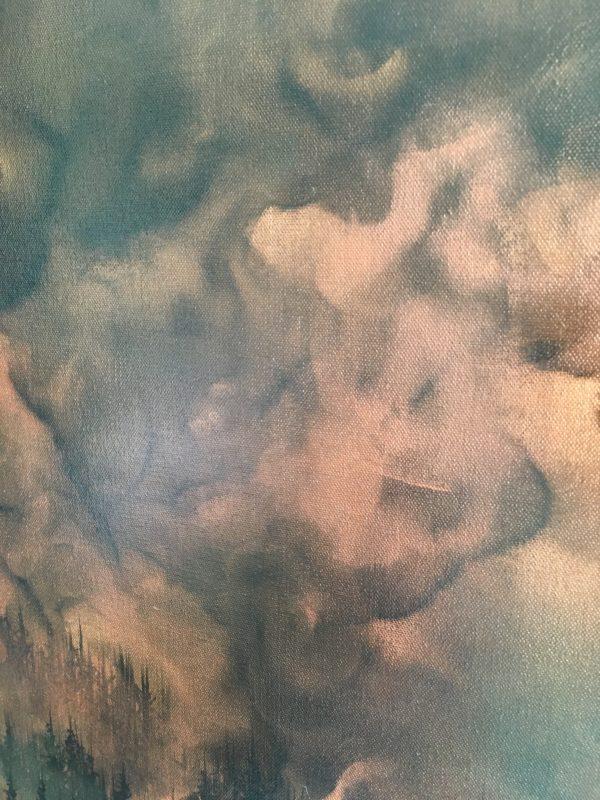 Original Painting Rebirth 2