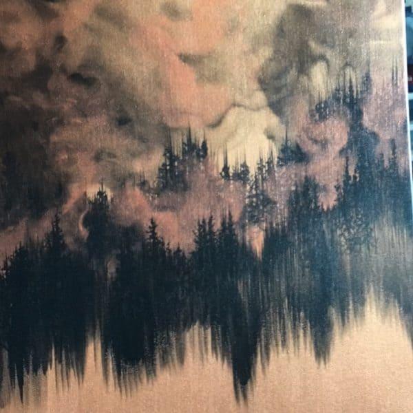 Original Painting Rebirth 4 1