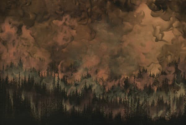 Original Painting Rebirth 6 3