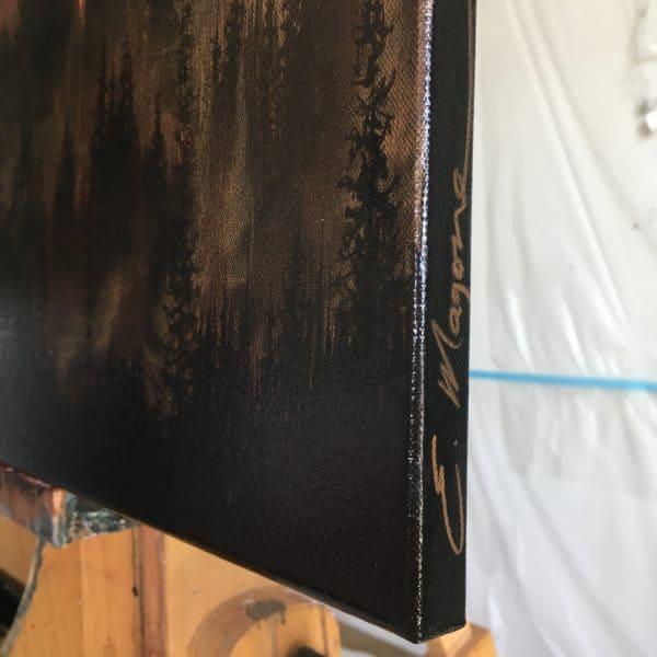Original Painting Rebirth 7 1