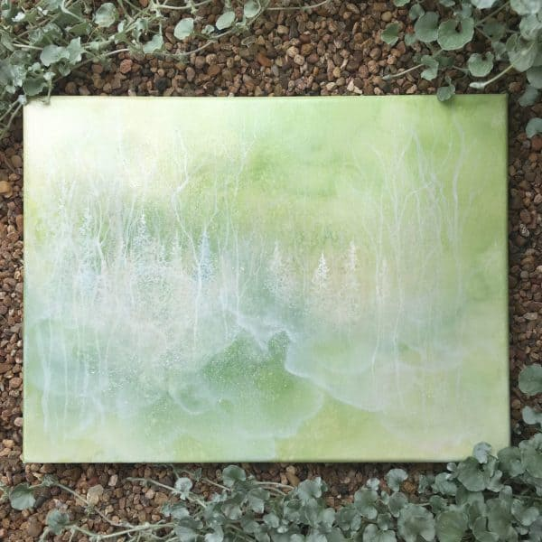 Original Painting Shade 8