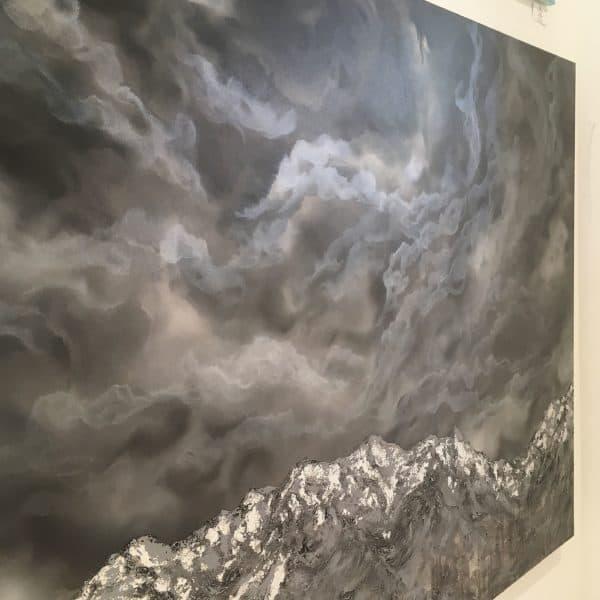 Original Painting Tumultuous 19