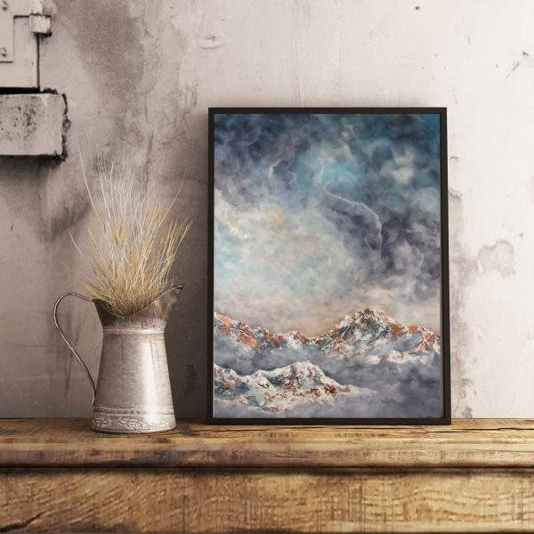 Pleasure framed print