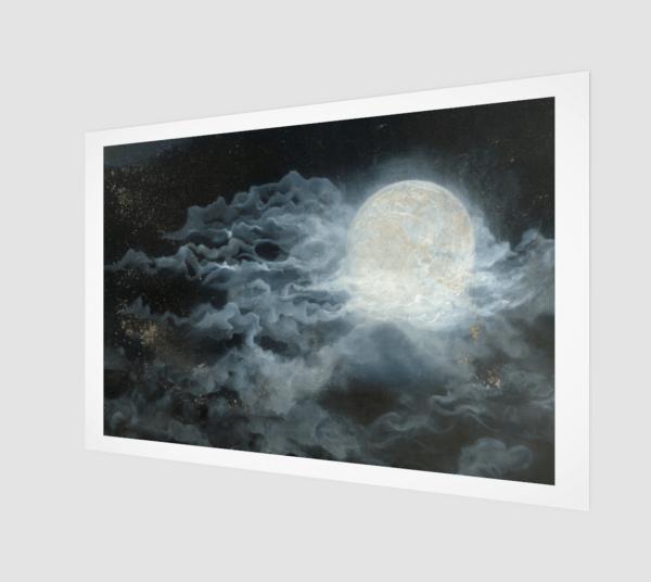 Prints Moondust Print 4