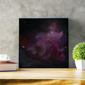 Prints Nebula One Print 5