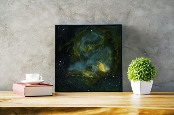 Prints Nebula Two Print 4