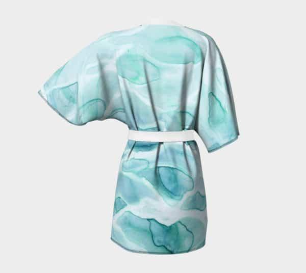 Robe Cool Waters Kimono Robe 1