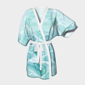 Robe Cool Waters Kimono Robe 2